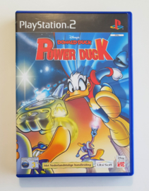 PS2 Disney's Donald Duck Power Duck (CIB)