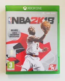 Xbox One NBA 2K18 (CIB)