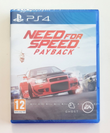 PS4 Need fo Speed Payback (factory sealed)