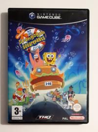 Gamecube De Spongebob Squarepants Film (CIB) HOL