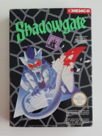 NES Shadowgate (CIB) HOL