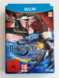 Wii U Bayonetta 1 + 2 Special Edition (CIB) EUR