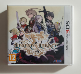 3DS Legend of Legacy (CIB) UKV