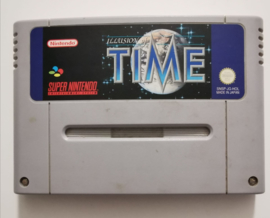 SNES Illusion of Time (cart only) HOL