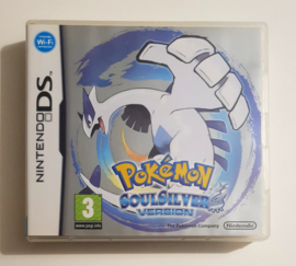 DS Pokémon Soulsilver (CIB) HOL