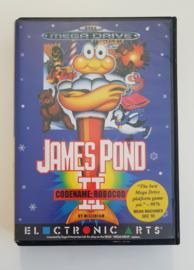 Megadrive James Pond II: Codename Robocod (CIB)