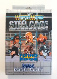 Game Gear WWF Wrestlemania Steel Cage Challenge (CIB)