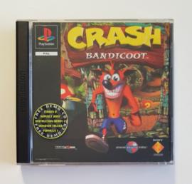 PS1 Crash Bandicoot (CIB)