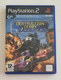 PS2 Destruction Derby Arenas (CIB)