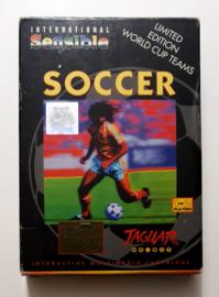Atari Jaguar International Sensible Soccer (CIB)