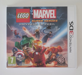 3DS LEGO Marvel Super Heroes - Universe in Peril (CIB) HOL