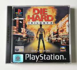 PS1 Die Hard Trilogy 2 - Viva Las Vegas (CIB)