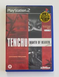 PS2 Tenchu: Wrath of Heaven (CIB)