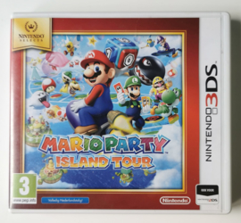 3DS Mario Party Island Tour - Nintendo Selects (CIB) EUR