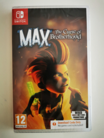 Switch Max: The Curse of the Brotherhood (factory sealed) UKV