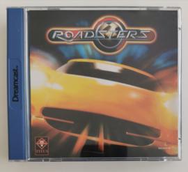 Dreamcast Roadsters (CIB)