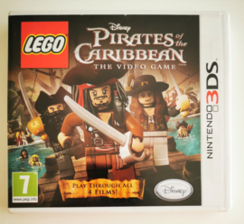 3DS LEGO Pirates of the Caribbean (CIB) UKV