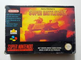 SNES Super Battletank (CIB) FAH