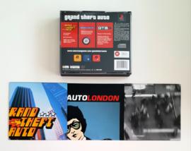 PS1 Grand Theft Auto Collector's Edition (CIB)