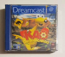 Dreamcast Kao The Kangaroo (factory sealed)