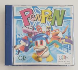 Dreamcast PenPen (CIB)