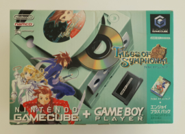 Tales of Symphonia PAK (Boxed without inlay & controller)