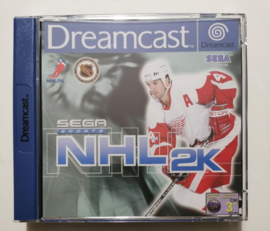 Dreamcast NHL 2K (CIB)
