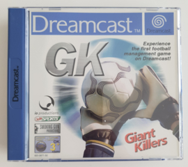 Dreamcast GK Giant Killers (CIB)