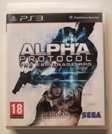 PS3 Alpha Protocol (CIB)