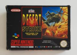 SNES Desert Strike - Return to the Gulf (CIB) NOE