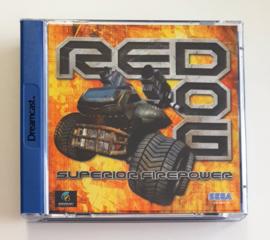 Dreamcast Red Dog Superior Firepower (CIB)