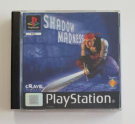 PS1 Shadow Madness (CIB)