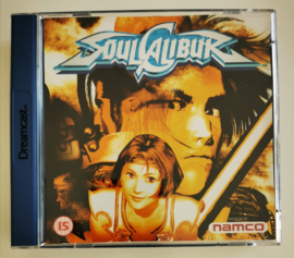 Dreamcast Soul Calibur (CIB)