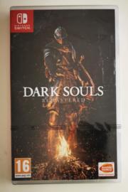 Switch Dark Souls Remastered (CIB) HOL