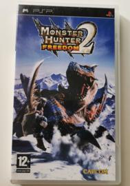 PSP Monster Hunter Freedom 2 (CIB)