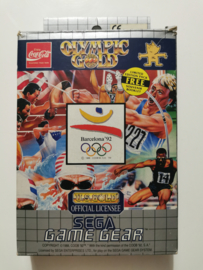 Game Gear Olympic Gold Barcelona '92 Limited Edition (CIB)
