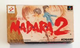 SFC Mouryou Senki Madara 2 (CIB) NTSC/J