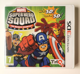 3DS Marvel Super Hero Squad - The Infinity Gauntlet (CIB) EUR