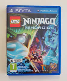 PS Vita LEGO Ninjago Nindroids (CIB)