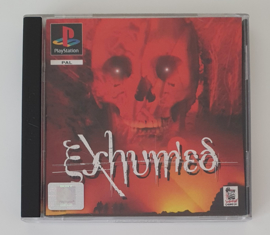 PS1 Exhumed (CIB)