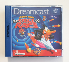 Dreamcast Looney Tunes Space Race (CIB)