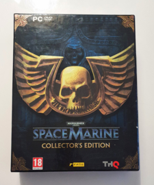 PC Warhammer 4K Space Marine Collector's Edition (CIB)