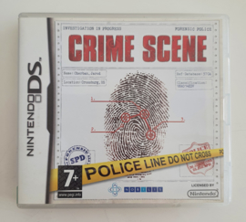 DS Crime Scene (CIB) UKV