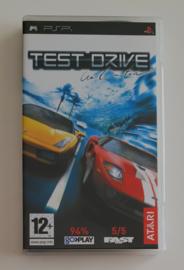 PSP Test Drive Unlimited (CIB)