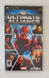PSP Marvel Ultimate Alliance (CIB)