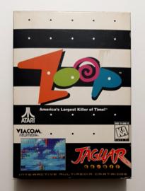 Atari Jaguar Zoop (CIB)