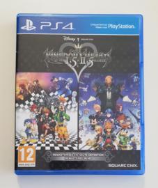 PS4 Kingdom Hearts HD 1.5 + 2.5 ReMIX (CIB)