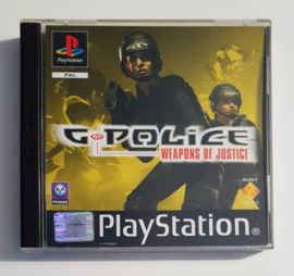 PS1 G-Police: Weapons of Justice (CIB)
