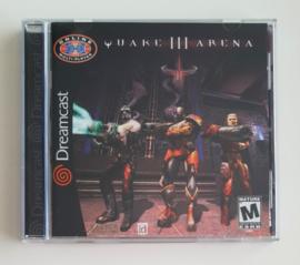 Dreamcast Quake III Arena (CIB) US Version