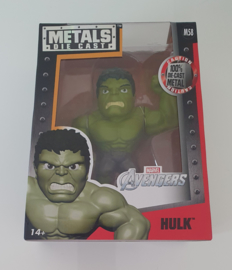 Metals Die Cast - Hulk M58 10cm (Marvel Avengers) new